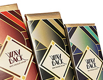 WAYBACK CHOCOLATE BAR (Packaging Design)
