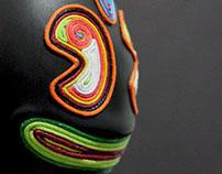 Mascot Gozon - Caracas Art Toys Expo MIAMI