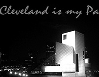 """Cleveland Is My Paris"" Banner"
