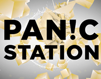 Muse - Panic Station Lyric Video