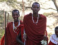 Africa— The Maasai