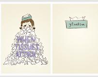 Card Design: When Tissues Attack