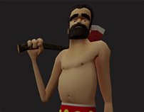 Game Character - The Lumberjack
