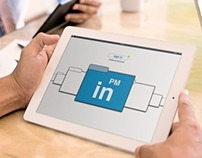 LinkedIn Project Management App(UXDI, General Assembly)