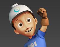 SGI Mascot