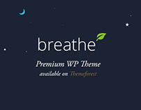 Breathe Wordpress Theme