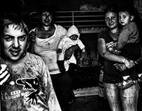 Gypsyes In Transylvania
