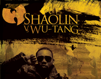 Shaolin Vs Wu-Tang Background