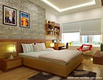 Thiết kế nội thất—kiến trúc
