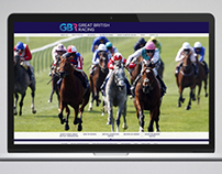 Great British Racing Website