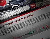Maquette le-pickup.fr