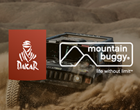 Direct Mail Campaign—Dakar Rally & Mountain Buggy