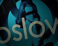 Maquette de pochette Oslow