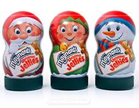 Maynards Christmas Jellies Sweet Packaging