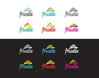 Fruit and Vegetable Frozen Yogurt Logo