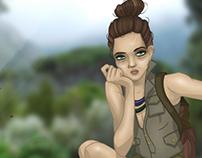 Character Design: Nayanca