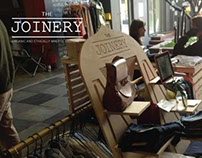W&M - The Joinery - Clothes display