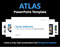ATLAS PowerPoint Template
