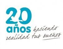 Marca Conmemorativa 20 años