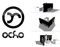 Ocho Accessories Logo