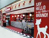 BIBAM concept store - brand embassy