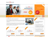 Face2Face Experiencing Web and Video Conferencing