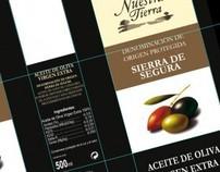 Packaging Olivar de Segura (De Nuestra Tierra)