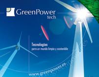 GreenPower Tech Afiche