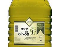 Mar de Olivos Label