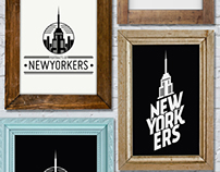 Portraits of New Yorkers LOGOS