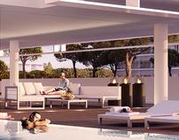 The Beach Houses - Richard Meier and Partners
