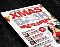 Xmas Bash 2 | Flyer + FB Cover