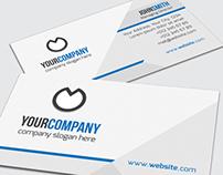Simple Corporate Business Card - 07