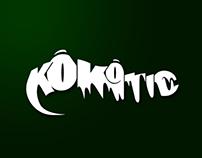 Kokotic - Logo para tienda on-line