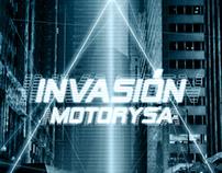 Invasión - Motorysa