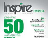 InspireRwanda Magazine