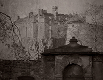A Jaunt Round Edinburgh in Sepia