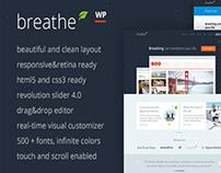 Breathe - Responsive Multi-Purpose WordPress Theme