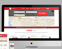 Pekpik.com Web Design