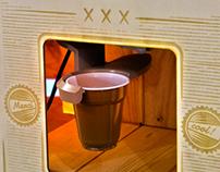 Tweet Coffee • Machine