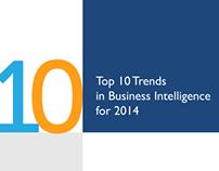 Tableau Software - Top 10 Trends Presentation