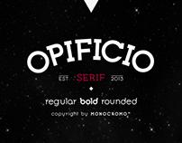 OPIFICIO SERIF