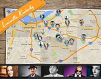 Google Maps API for Web App