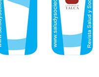 Logo y Marcador de Página