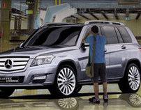 Mercedes - Benz Clase GLK | Lanzamiento