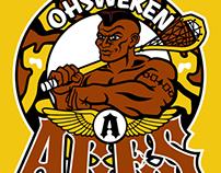 Ohsweken Aces - Logo