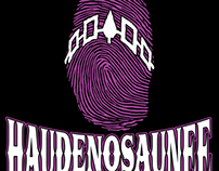 Haudenosaunee - People of the Longhouse - Tee Design