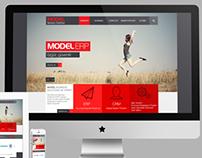 Model Web Design