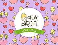 Oh my Birdie! Journals