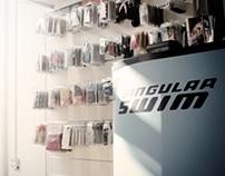 Singular Swim. Diseño de tienda física